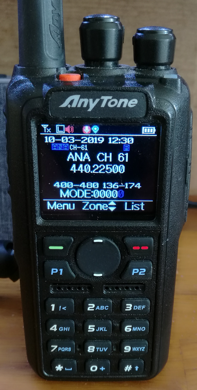 DMR-francophone | Radioamateur ch